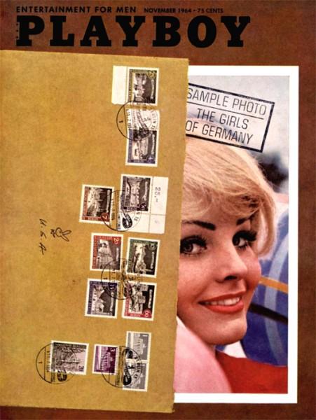 Playboy 1964 November USA Originalausgabe