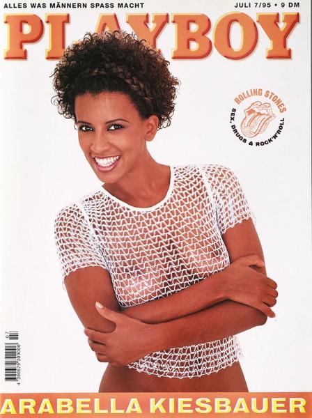 Playboy Juli 1995, Playboy 1995 Juli, Playboy 7/1995, Playboy 1995/7