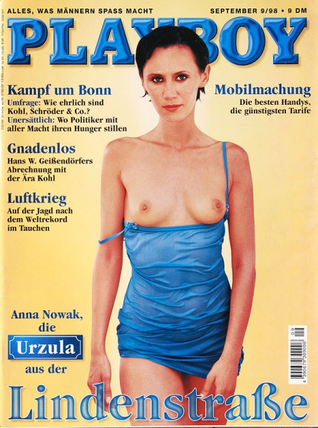 Playboy September 1998, Playboy 1998 September, Playboy 9/1998, Playboy 1998/9