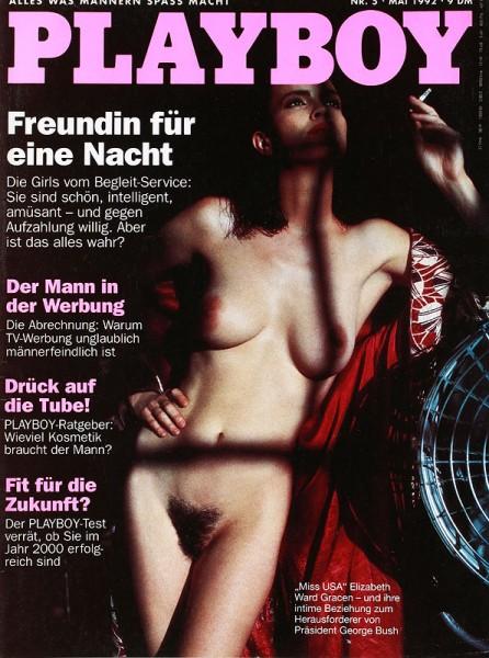 Playboy Mai 1992