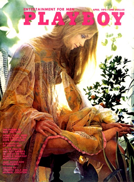 Playboy 1972 April USA Originalausgabe