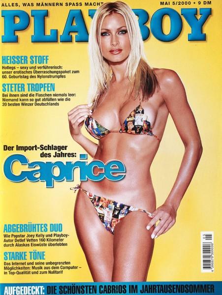 Playboy Mai 2000, Playboy 2000 Mai, Playboy 5/2000, Playboy 2000/5