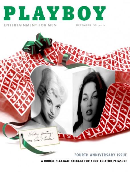 Playboy Dezember 1957, Playboy 1957 Dezember, Playboy 12/1957, Playboy 1957/12