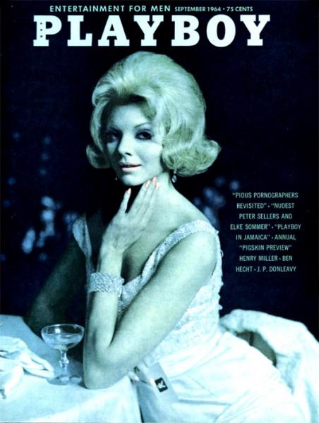 Playboy 1964 September USA Originalausgabe