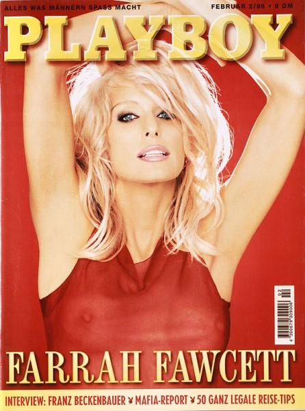 Playboy Februar 1996, Playboy 1996 Februar, Playboy 2/1996, Playboy 1996/2