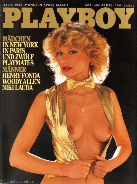 Playboy Januar 1982, Playboy 1982 Januar, Playboy 1/1982, Playboy 1982/1