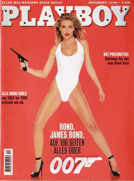 Playboy Dezember 1995, Playboy 1995 Dezember, Playboy 12/1995, Playboy 1995/12