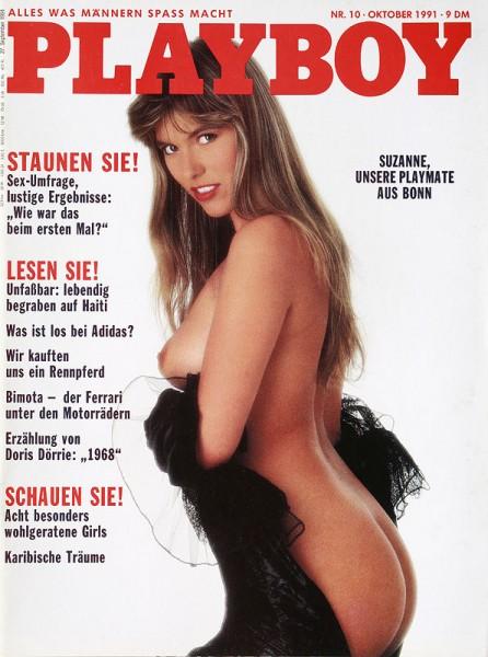 Playboy Oktober 1991, Playboy 1991 Oktober, Playboy 10/1991, Playboy 1991/10