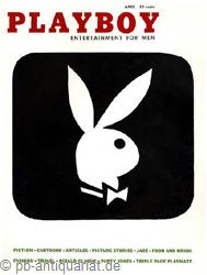 Playboy April 1956, Playboy 1956 April, Playboy 4/1956, Playboy 1956/4