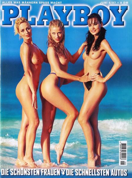 Playboy Juni 1997