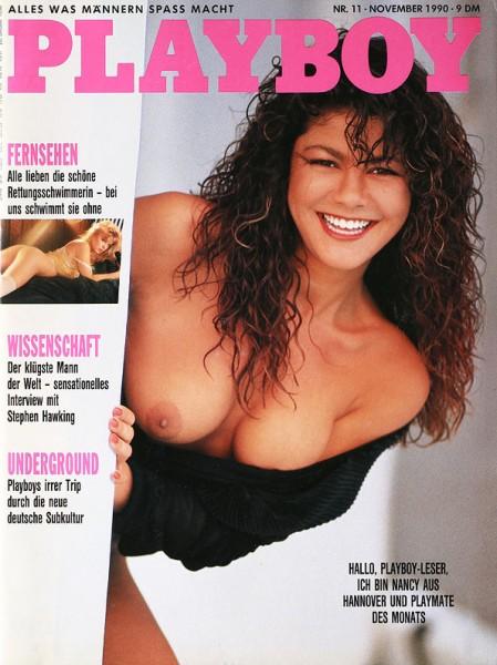 Playboy November 1990