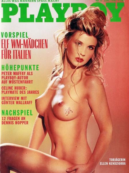 Playboy Juni 1990, Playboy 1990 Juni, Playboy 6/1990, Playboy 1990/6