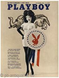Playboy (USA) November 1968