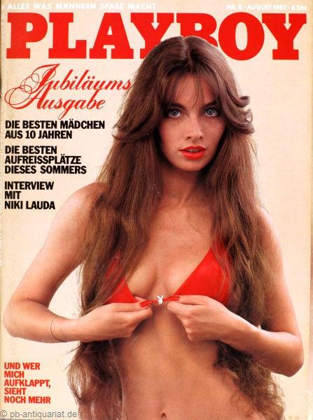 Playboy August 1982, Playboy 1982 August, Playboy 8/1982, Playboy 1982/8