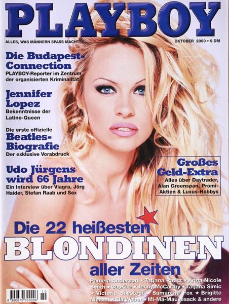Playboy Oktober 2000