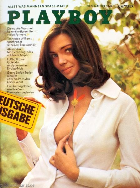 Playboy Mai 1973