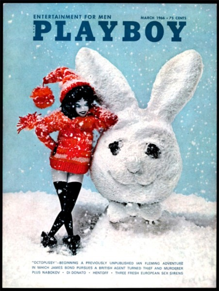 Playboy 1966 März USA Originalausgabe