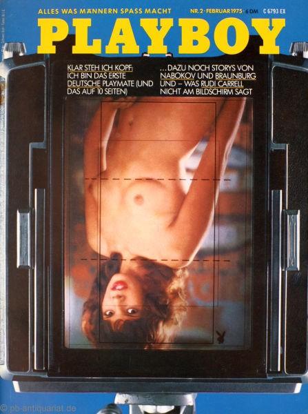 Playboy Februar 1975, Playboy 1975 Februar, Playboy 2/1975, Playboy 1975/2