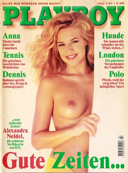 Playboy Juli 1997, Playboy 1997 Juli, Playboy 7/1997, Playboy 1997/7