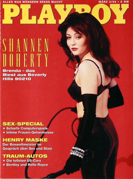 Playboy März 1994