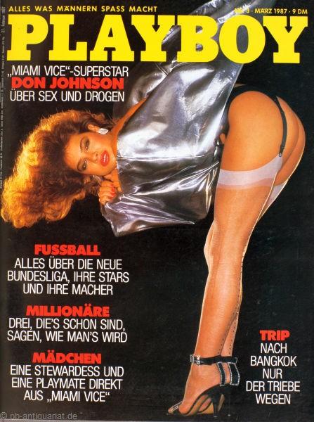 Playboy März 1987