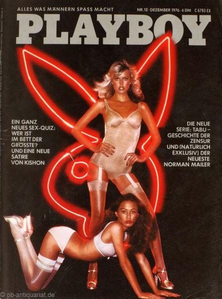 Playboy Dezember 1976, Playboy 1976 Dezember, Playboy 12/1976, Playboy 1976/12