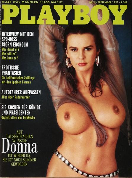 Playboy September 1991, Playboy 1991 September, Playboy 9/1991, Playboy 1991/9