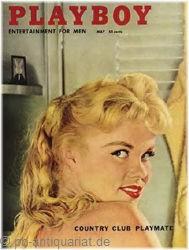 Playboy (USA) Mai 1958