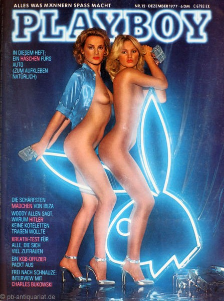 Playboy Dezember 1977, Playboy 1977 Dezember, Playboy 12/1977, Playboy 1977/12