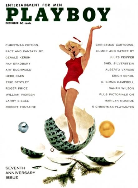 Playboy Dezember 1960, Playboy 1960 Dezember, Playboy 12/1960, Playboy 1960/12