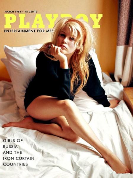 Playboy 1964 März USA Originalausgabe