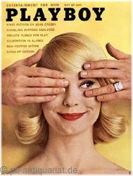 Playboy (USA) Mai 1961