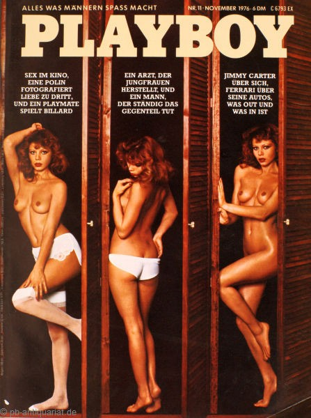 Playboy November 1976