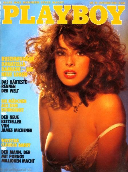 Playboy Oktober 1983