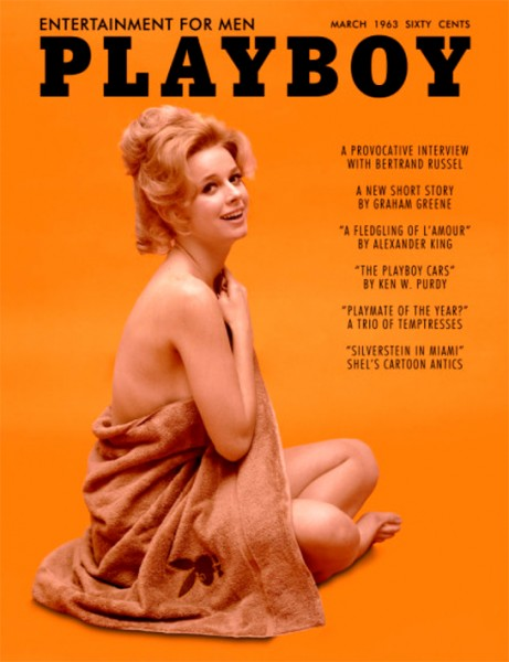 Playboy 1963 März USA Originalausgabe