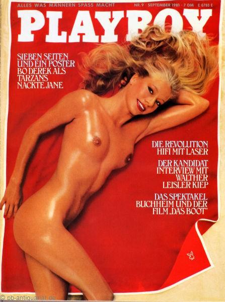 Playboy September 1981