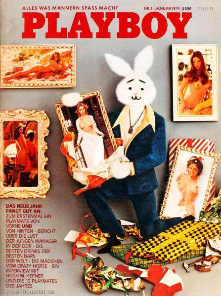 Playboy Januar 1974