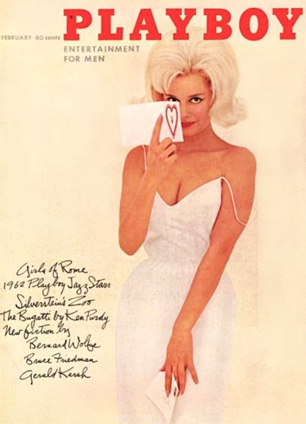 Playboy 1961 Februar USA Originalausgabe