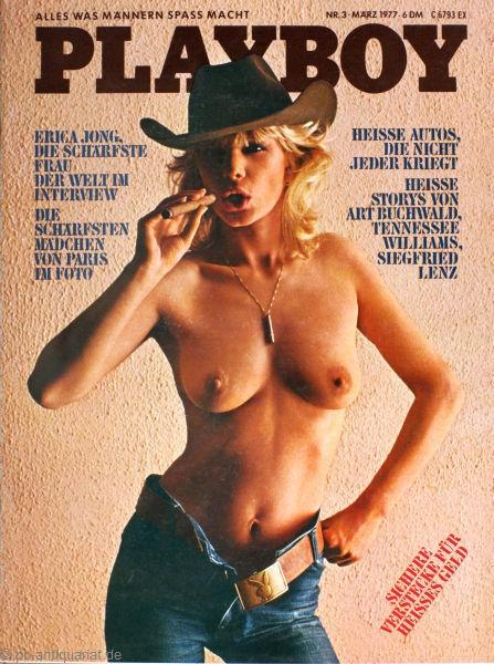 Playboy März 1977