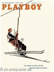 Playboy (USA) November 1958