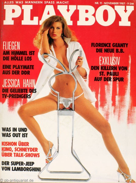 Playboy November 1987