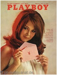 Playboy Februar 1968 (USA)