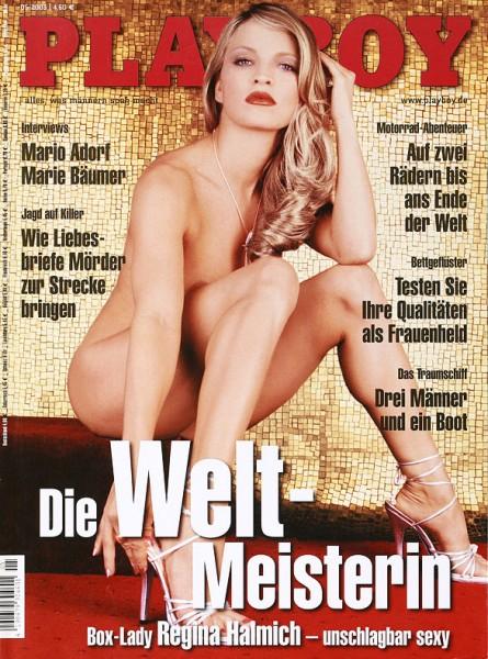 Playboy Mai 2003