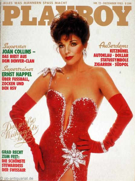 Playboy Dezember 1983, Playboy 1983 Dezember, Playboy 12/1983, Playboy 1983/12