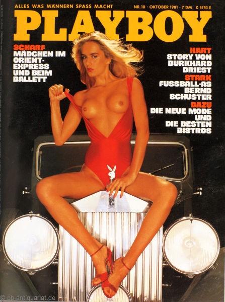 Playboy Oktober 1981