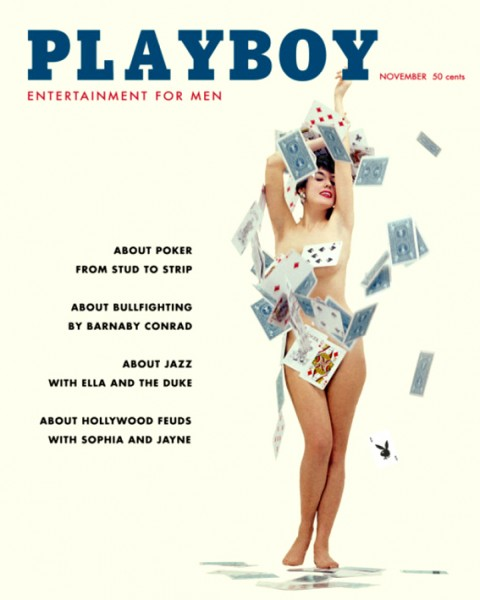 Playboy November 1957, Playboy 1957 November, Playboy 11/1957, Playboy 1957/11