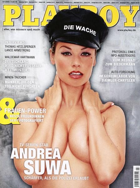 Playboy Juli 2005, Playboy 2005 Juli, Playboy 7/2005, Playboy 2005/7