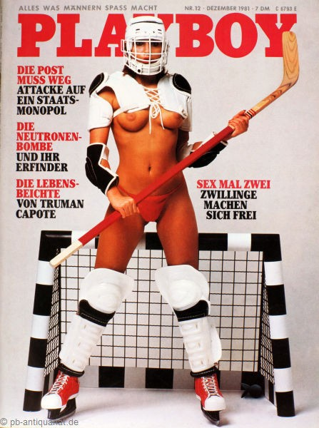 Playboy Dezember 1981