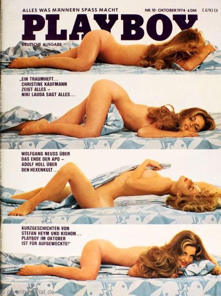 Playboy Oktober 1974