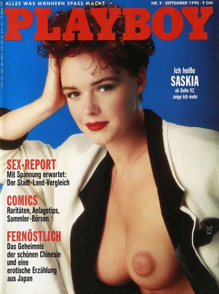 Playboy September 1990